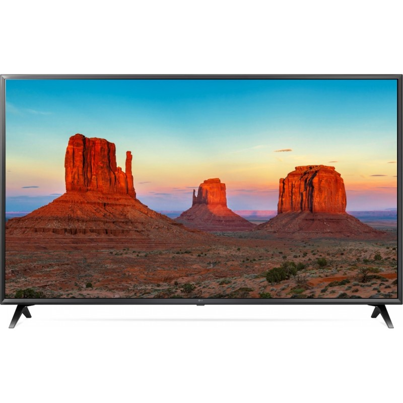 TV LG LED ULTRA HD SMART 4K LED 43UK6300