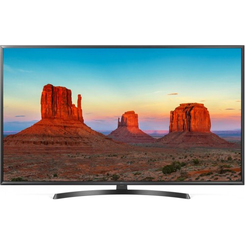 "TV LG 43"" LED 4K ULTRA HD SMART TV 43UK6750"